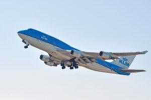 Archieffoto van KLM Boeing 747-400 PH-BFT 'City of Tokyo'