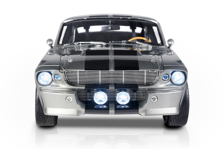 De nieuwe Ford Mustang 'Eleanor' van EagleMoss