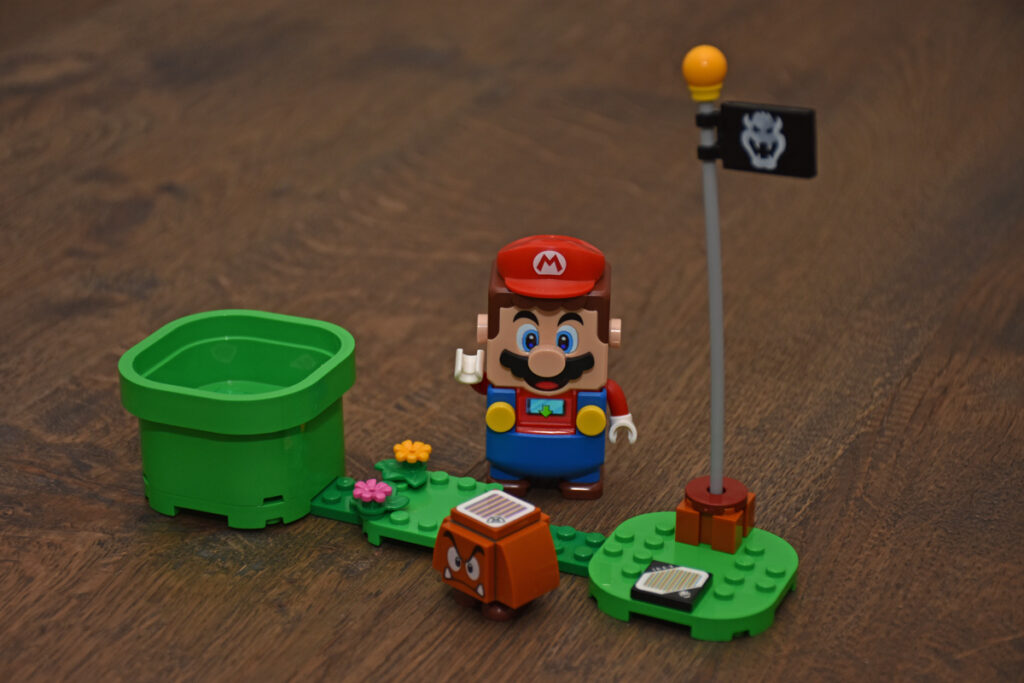 LEGO Super Mario review: level 1
