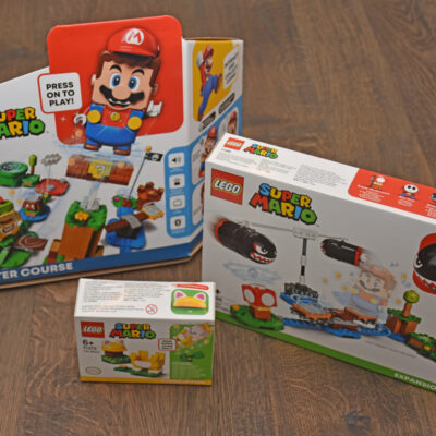 LEGO Super Mario review