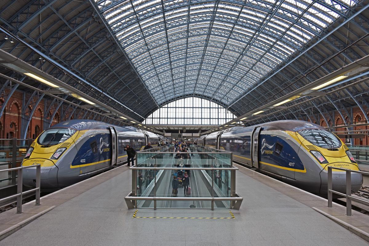 Rechtstreeks met de Eurostar-trein van Amsterdam naar Londen duurt nog even.