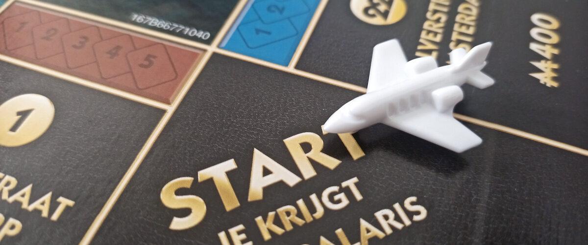 Monopoly Extreem Bankieren. Het spel met de pinautomaat trekt weer nieuwe spelers.