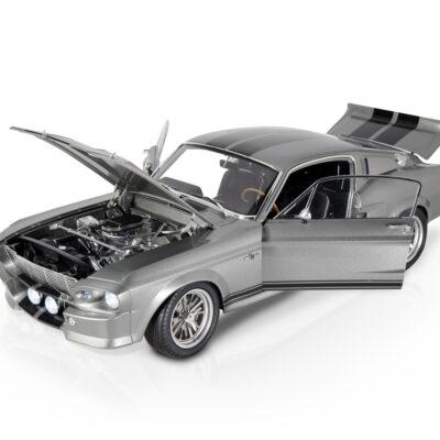 De Ford Mustang van Eagle Moss