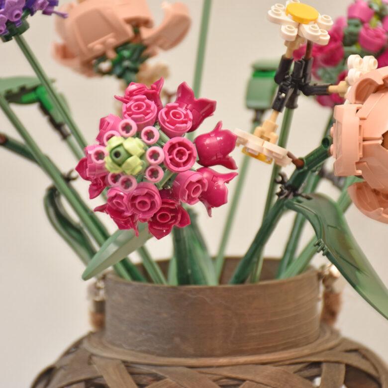Review van LEGO 10280 Bloemenboeket